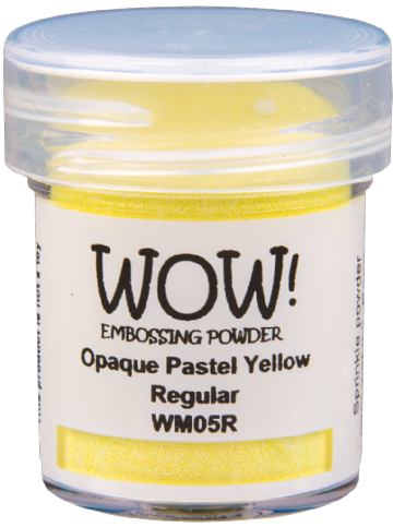 WM05 Pastel Yellow
